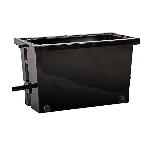 double wall grease storage bin, double wall grease container, double wall, double wall grease bin, double wall grease dumpster