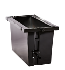 double wall grease storage container, double wall, double wall grease bin, double wall grease dumpster