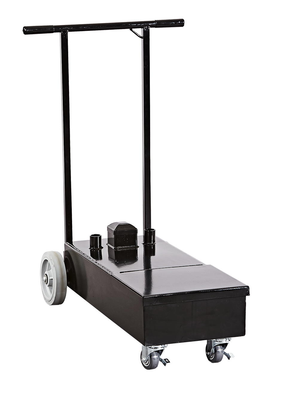 grease shuttle, grease caddy, grease cart, heated grease caddy, heated grease cart, heated grease shuttle